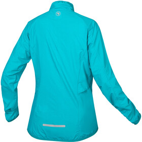 Endura Pakajak Jas Dames, pacific blue